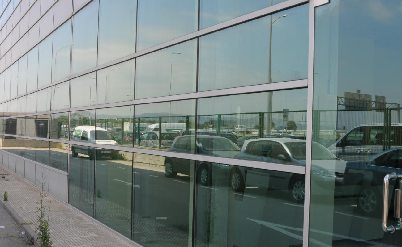 Construcci n de nave europcar - Oficinas europcar madrid ...