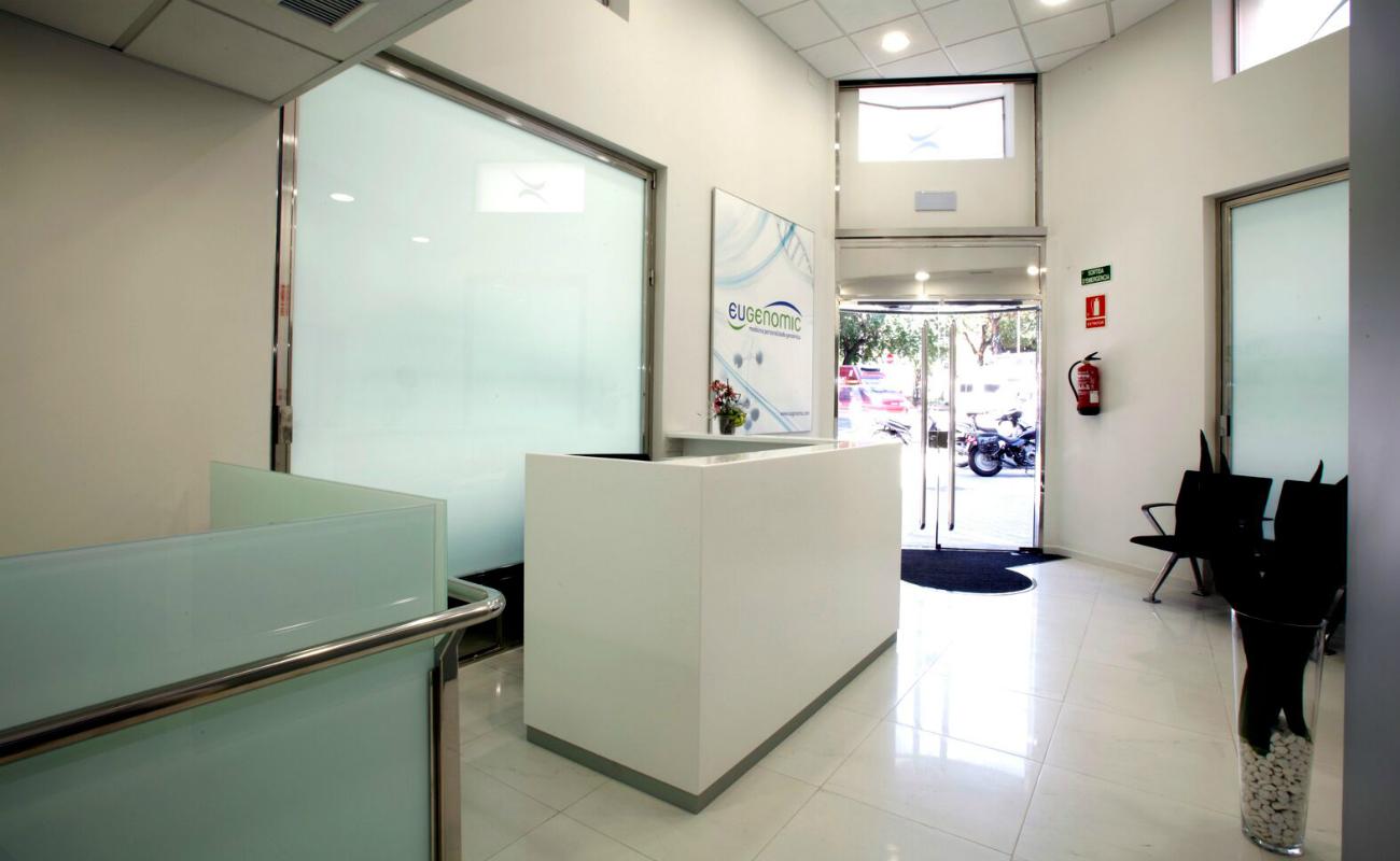 reformas oficinas barcelona eugenomic 2 ago construcciones