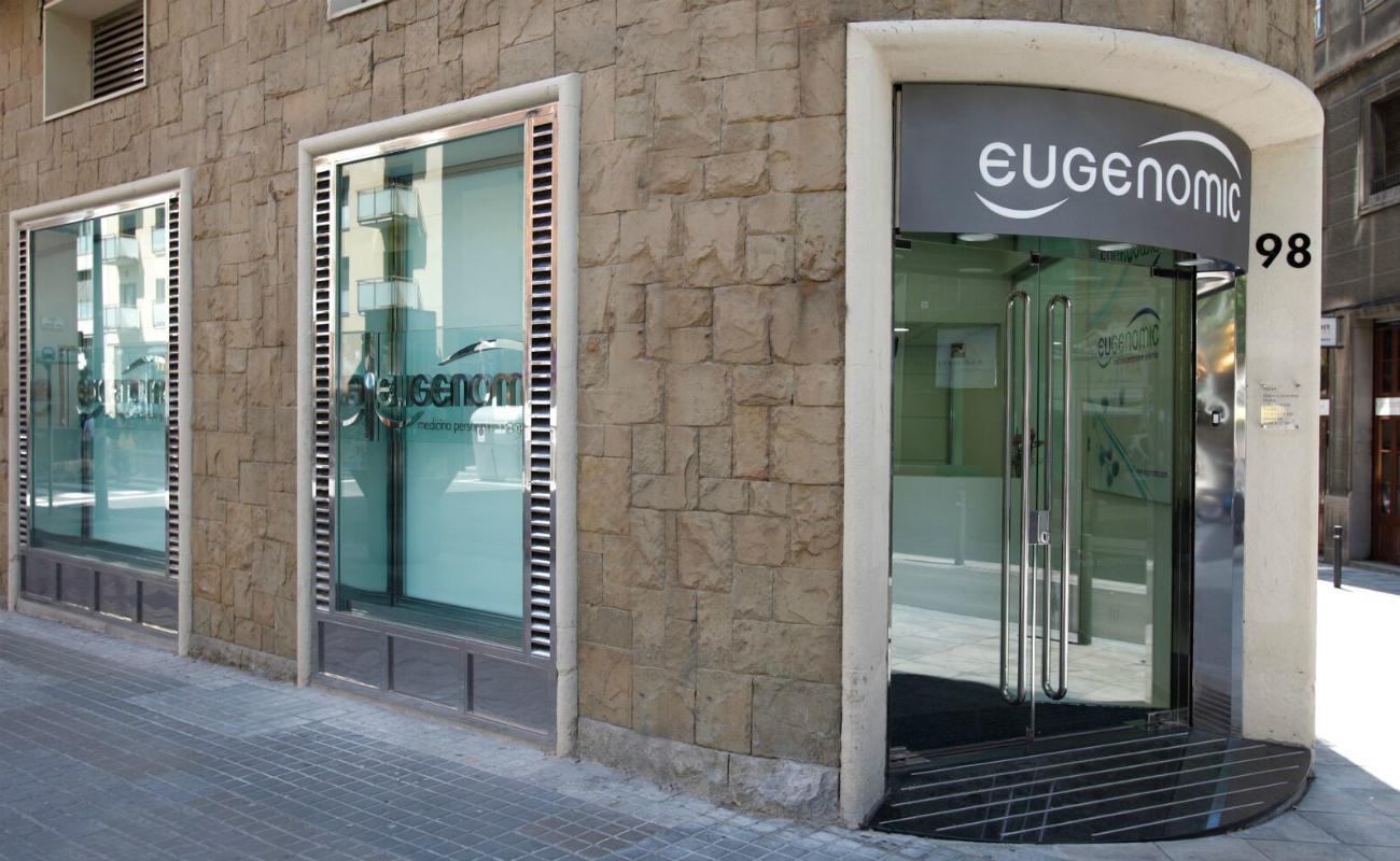 Reformas de oficinas eugenomic ago construcciones for Reformas oficinas barcelona