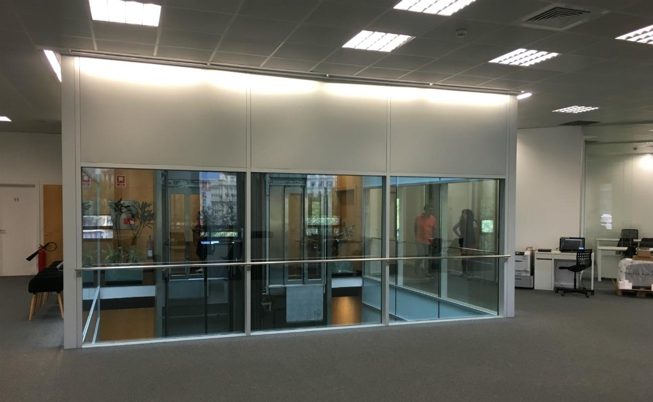 Reformas de oficinas en Barcelona - Implika 3